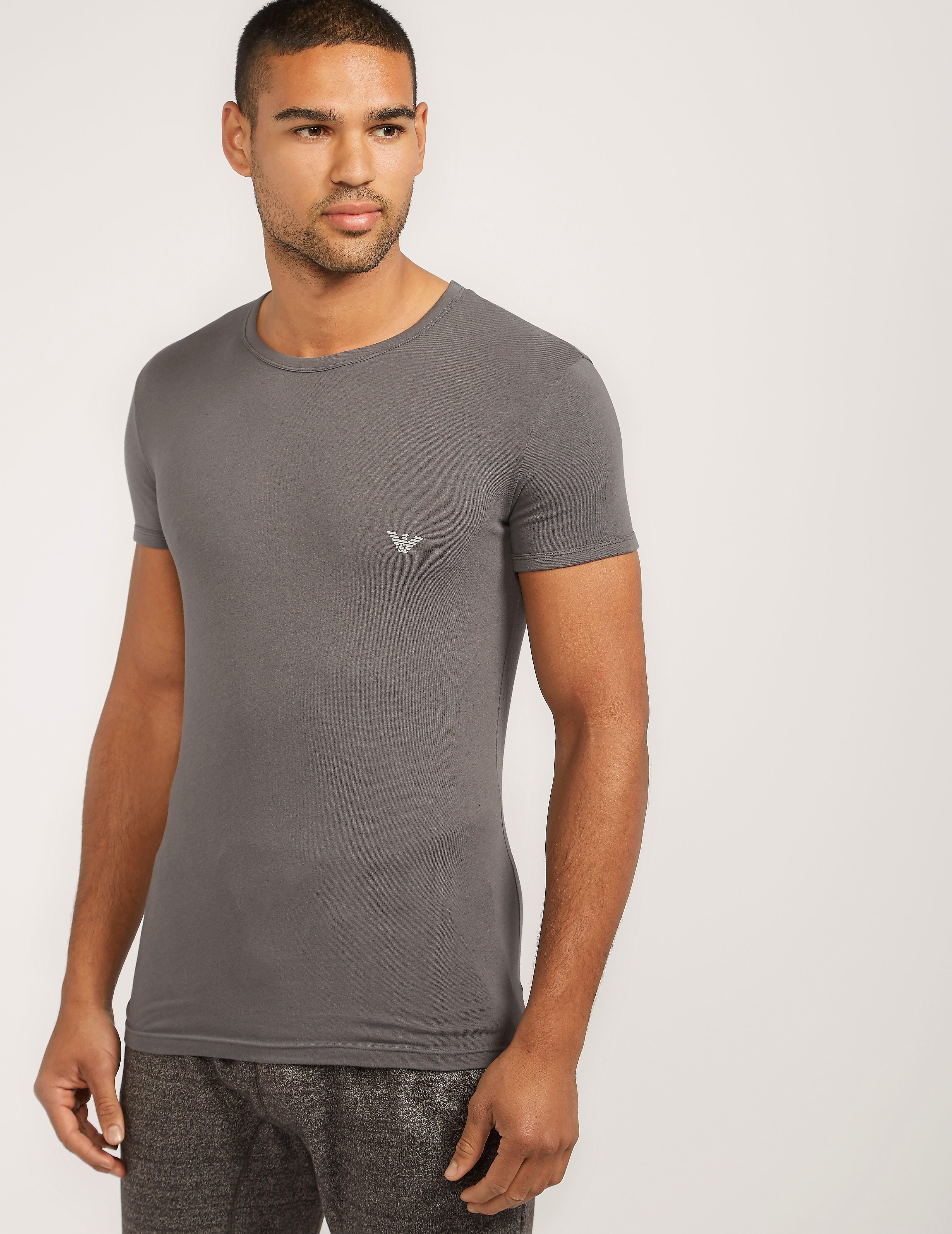 Emporio Armani Back Eagle 3M T-Shirt