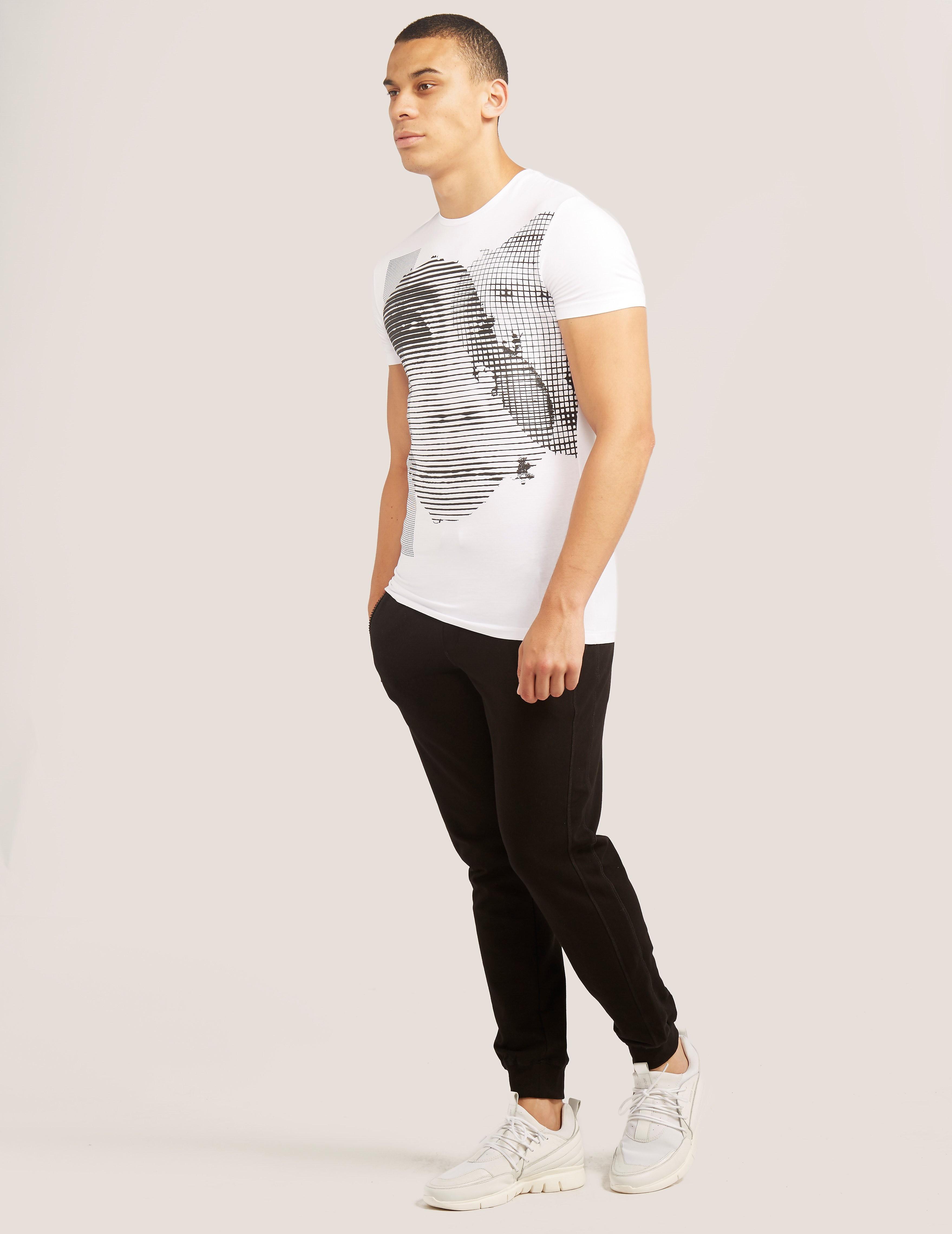 Antony Morato Stripe Face T-Shirt
