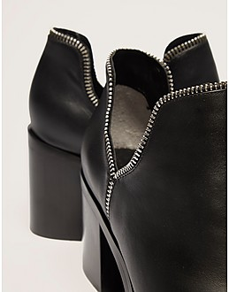 Senso Cut Out Shoe Boot