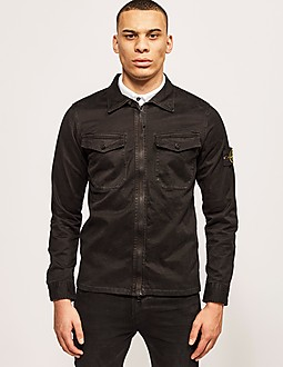 Stone Island Twill Over Shirt