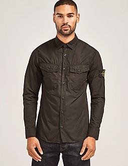 Stone Island Double Pocket Shirt