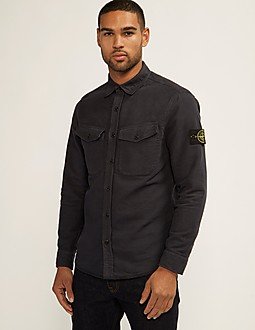 Stone Island Brushed Shirt
