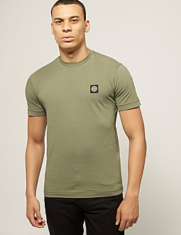 Stone Island Short Sleeve Patch T-Shirt