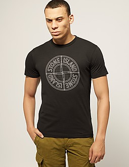 Stone Island Check Pin T-Shirt