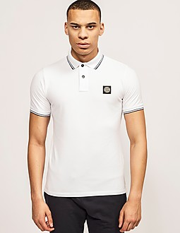 Stone Island Slim Fit Polo Shirt