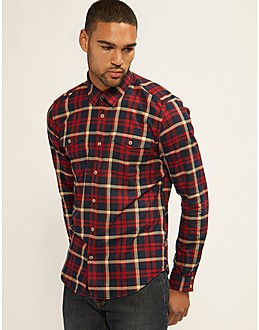Barbour Check Shirt