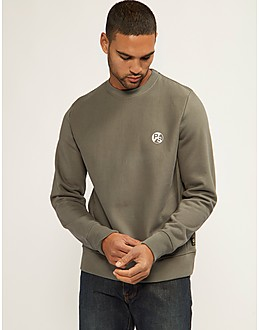 Paul Smith Jeans Logo Crew Sweatshirt