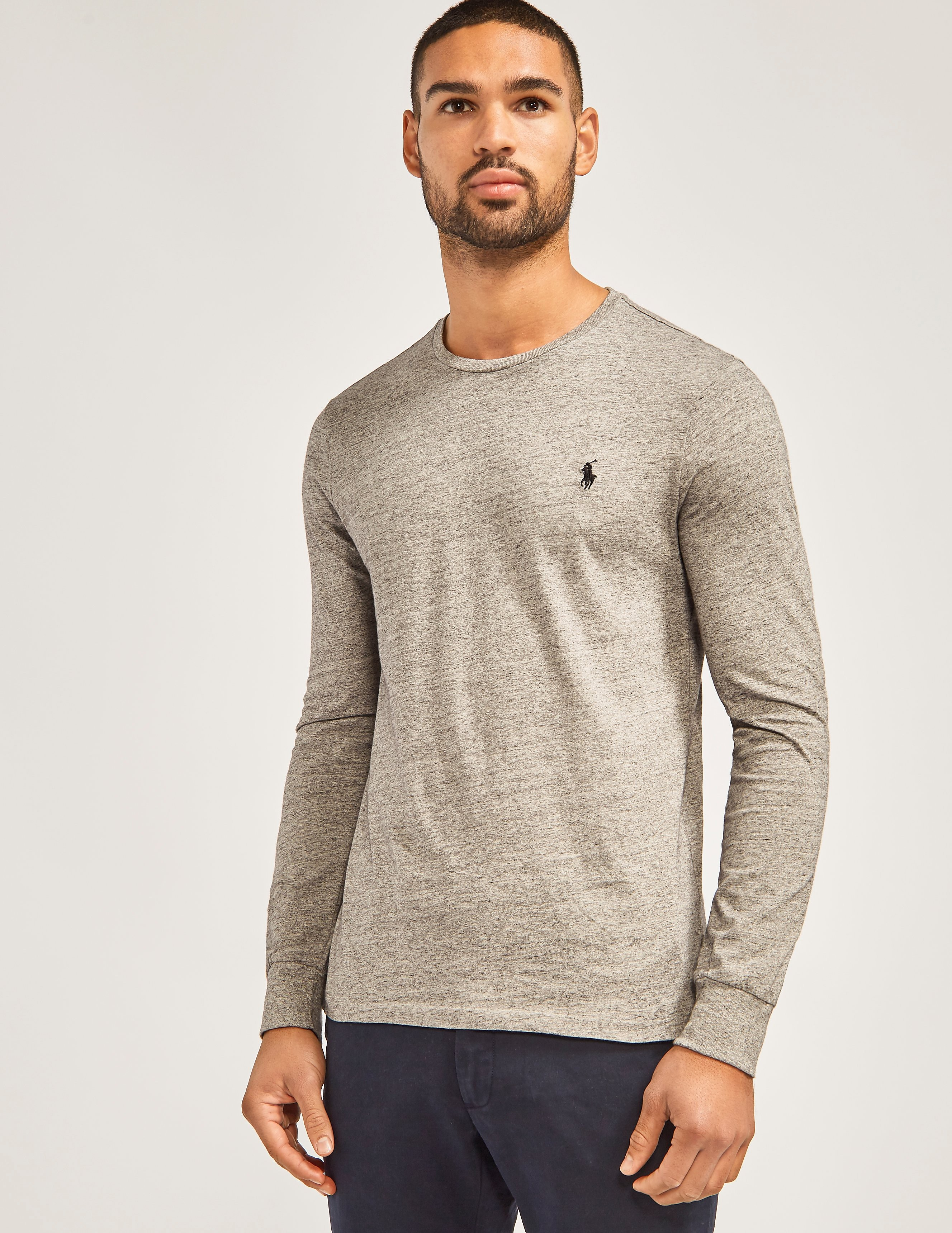 Polo Ralph Lauren Crew Neck Long Sleeve T-Shirt
