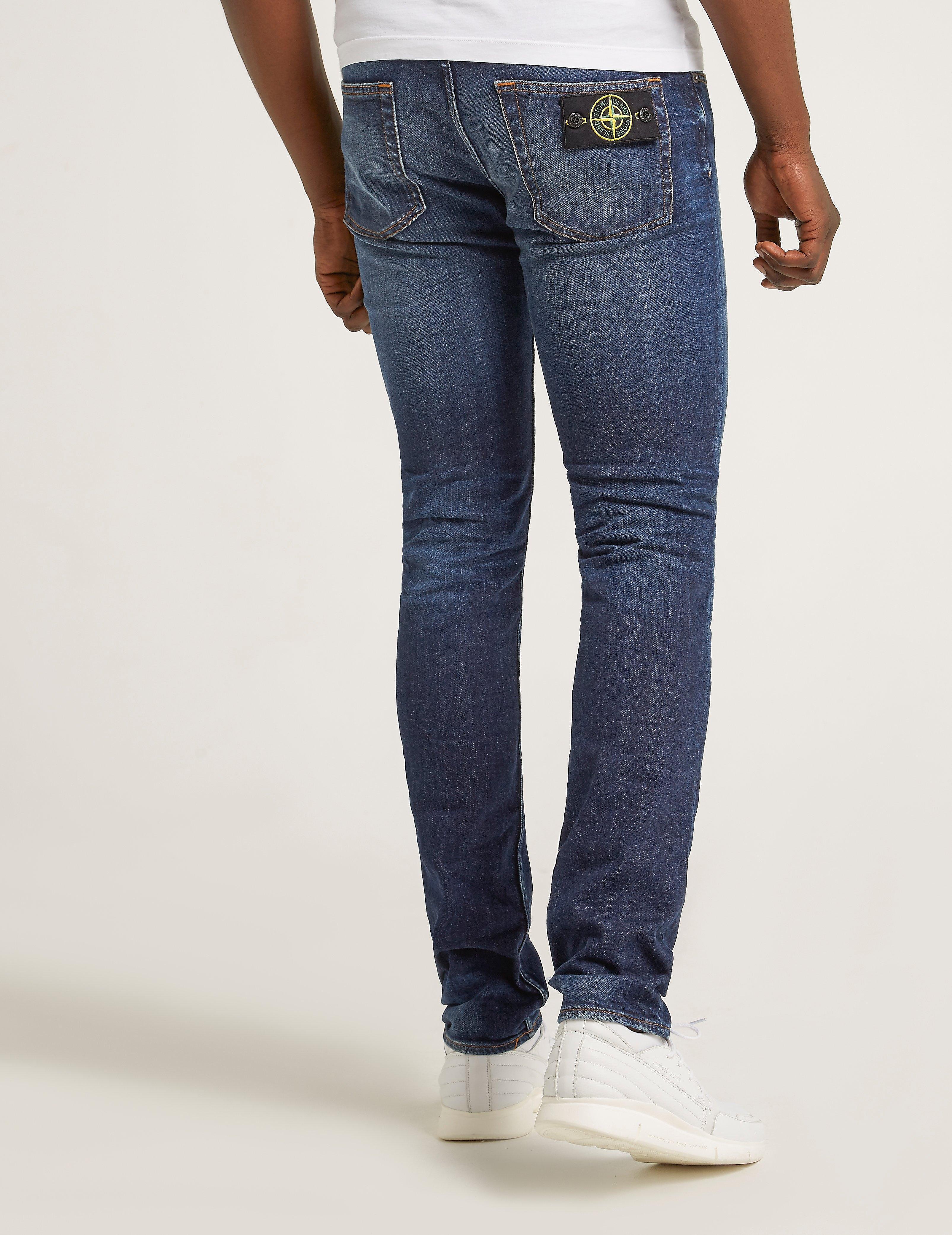 Stone Island Skin Stretch Jean