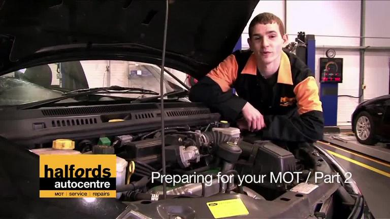 Image for Video - Preparing For Your MOT - First Things First article