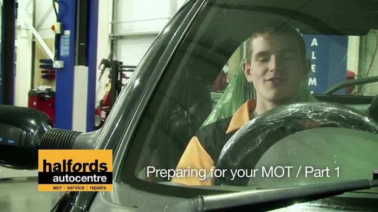 Image for Video - Preparing For Your MOT article