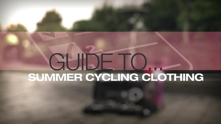 Image for Video - Guide to Cycling Clothing in Summer article