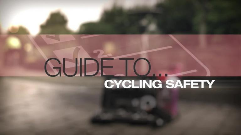 Image for Video - What do you need to be safe on a bike? article