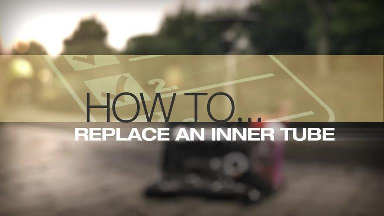 Image for Video - How to Replace an Inner Tube article