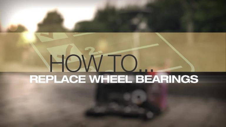 Image for Video - How to Replace a Wheel Bearing article