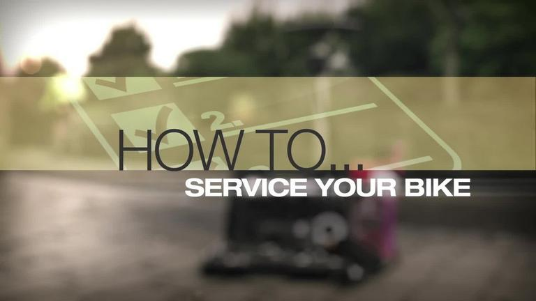 Image for Video - Bike Servicing article