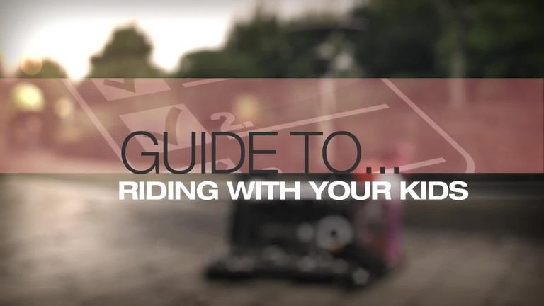 Image for Video - Guide to Riding with your Kids article
