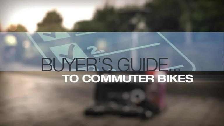 Image for Video - Commuter Bikes Buyers Guide article