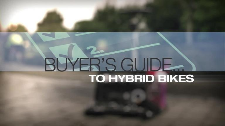 Image for Hybrid Bikes Buyers Guide + Video article