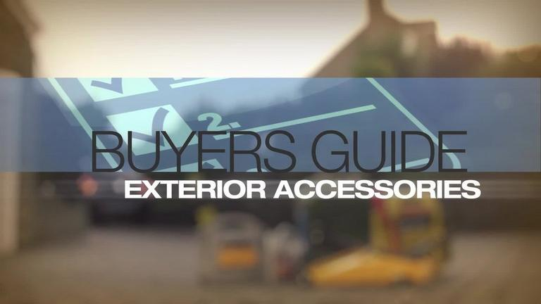 Image for Video - Buyers Guide to Exterior Accessories article