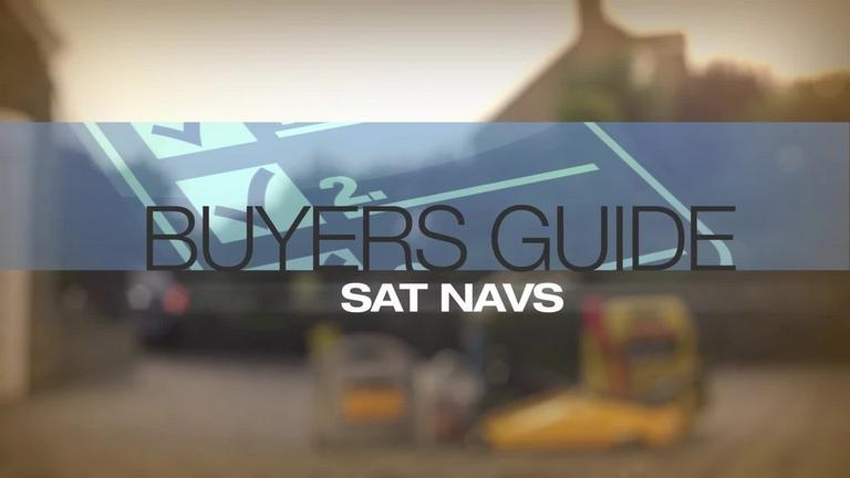 Image for Sat Nav Buyer's Guide + Video article