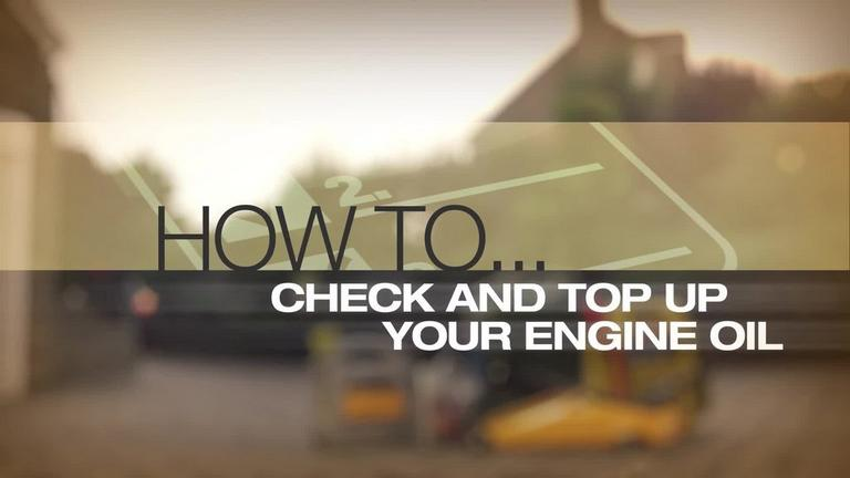Image for Check and Top Up your Oil Level Guide + Video article