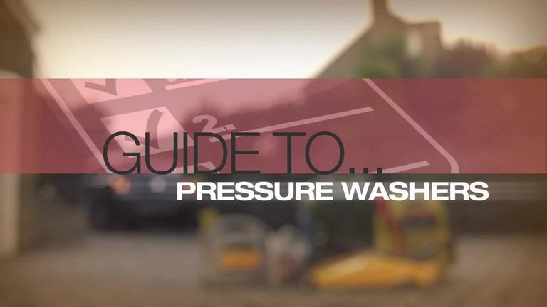 Image for Pressure Washers Buyers Guide + Video article