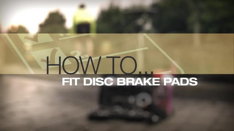 Image for Video - How to Fit Brake Pads article