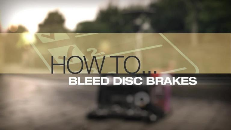 Image for Video - How to Bleed Avid Disc Brakes article