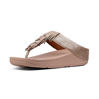 cf82ca82ed23 Women s BANDA Leather Toe-Thongs