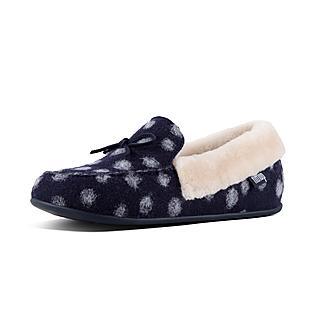 20fea0ea522a3a CLARA. CLARA. Moccasin Wool Slippers