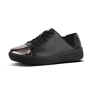 2a7d87d07fb F-SPORTY. F-SPORTY. Mirror-Toe Leather Sneakers