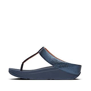 f5205dd6808 Women s FINO Faux-Leather Toe-Thongs