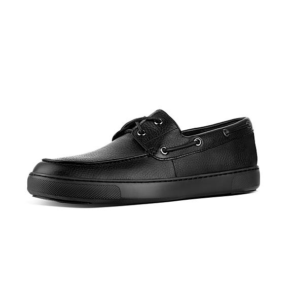 e5cdea363a6f Add to bag. LAWRENCE. Men s Leather Boat Shoes