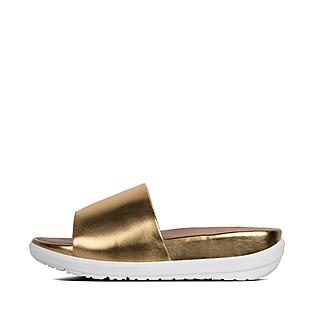 5b18016a01f086 Leather Slides. €225.00 · LOOSH LUXE
