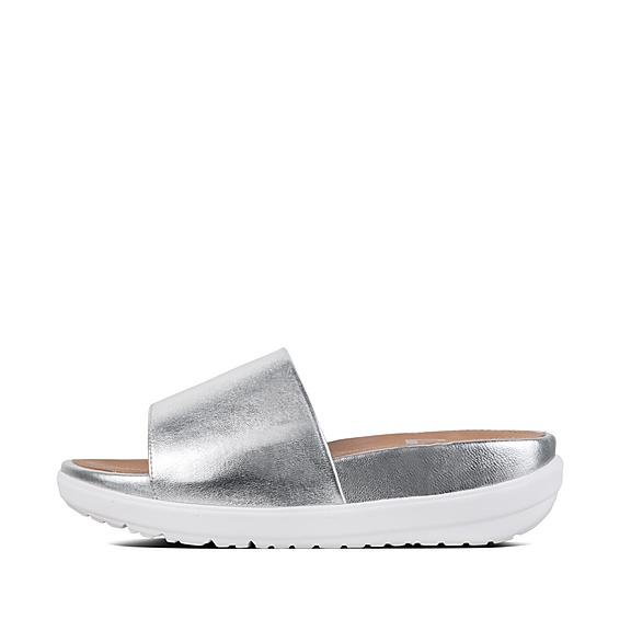 2e18b13ce060 Leather Slides.  225.00 · LOOSH LUXE