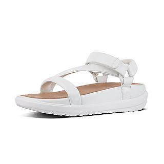c6ea8ba0a8c03 LOOSH LUXE. LOOSH LUXE. Z-Strap Leather Sandals