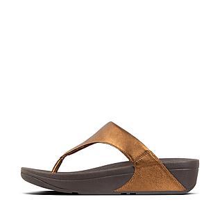 4d5b5adc7 Leather Toe-Thongs.  80.00. LULU