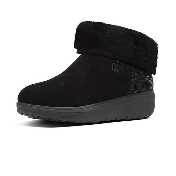 d3b079ba80d1f Shimmercrystal Suede Boots.  160.00 · MUKLUK SHORTY II