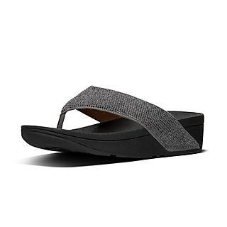 50509fa5a3f Fitflop™ Women s Surfa Leather Toe-Thongs Black