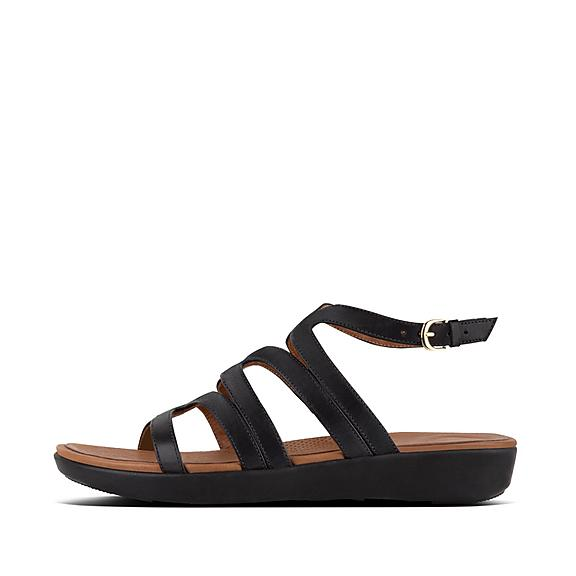 ade7b4a26988 Add to bag. STRATA. Leather Gladiator Sandals