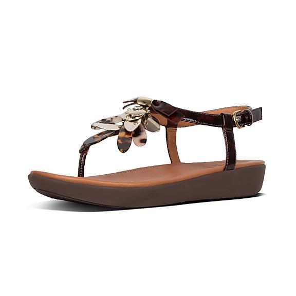 4d0af5e2ebfb Leather Sandals.  100.00 · TIA