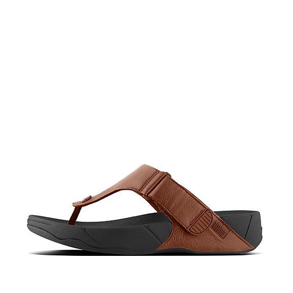 449be077d760 Add to bag. TRAKK II. Men s Leather Flip-Flops