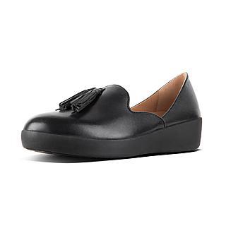 25411948725 Women's SNEAKERLOAFER Suede Loafers