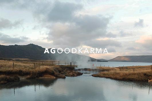 AGOODKARMA - More than denim series