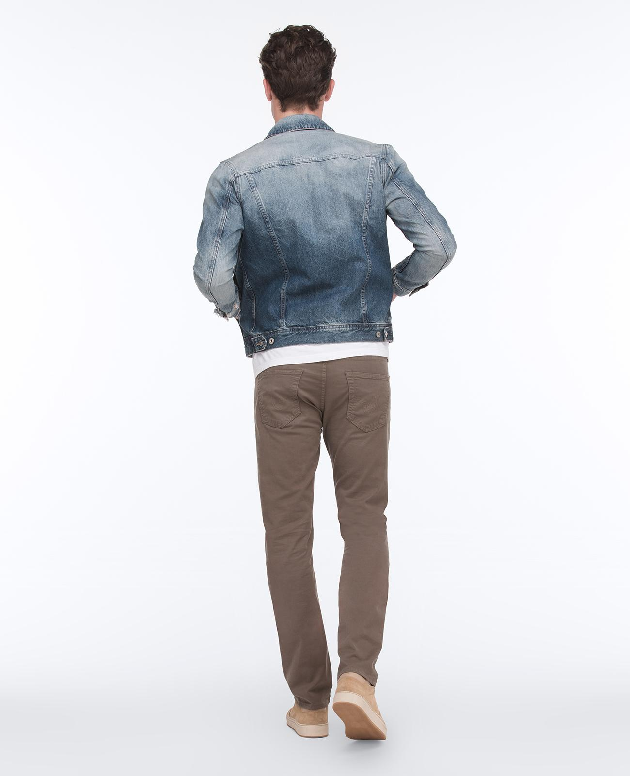 1f128e3a The Matchbox In Adobe Slim Straight Jeans AG Jeans Official Store