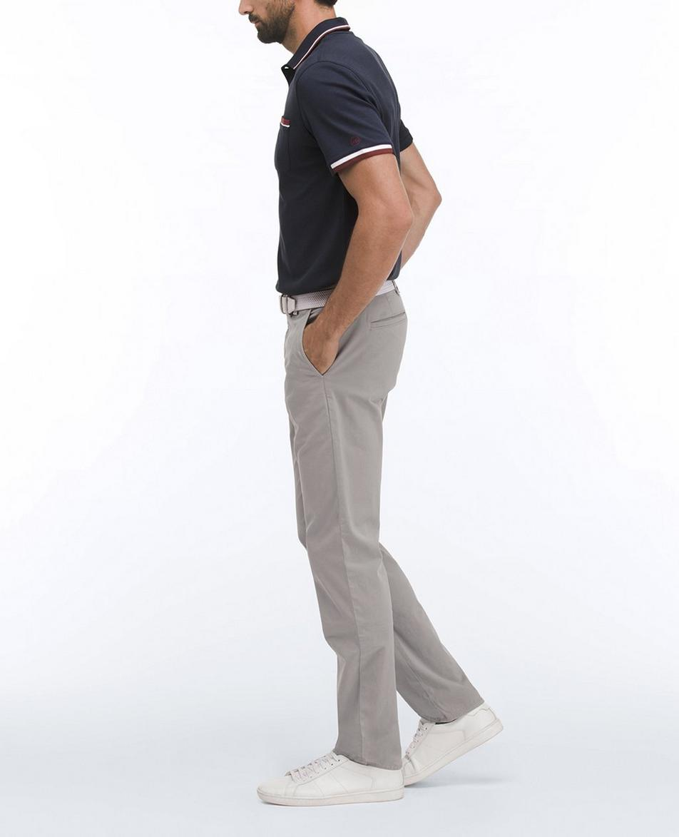 The Slim Khaki Sport Luxe