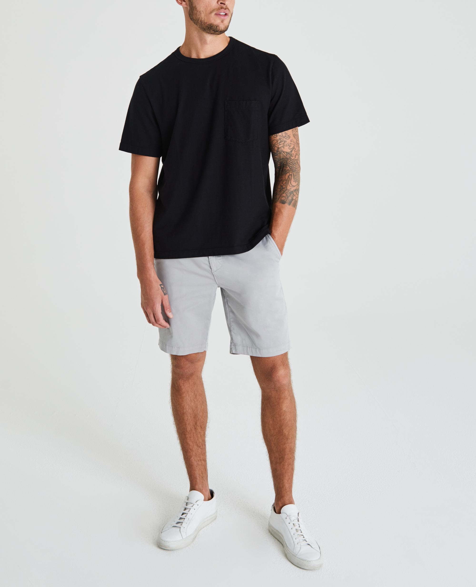 AG Adriano Goldschmied Mens Wanderer Slim Trouser Short