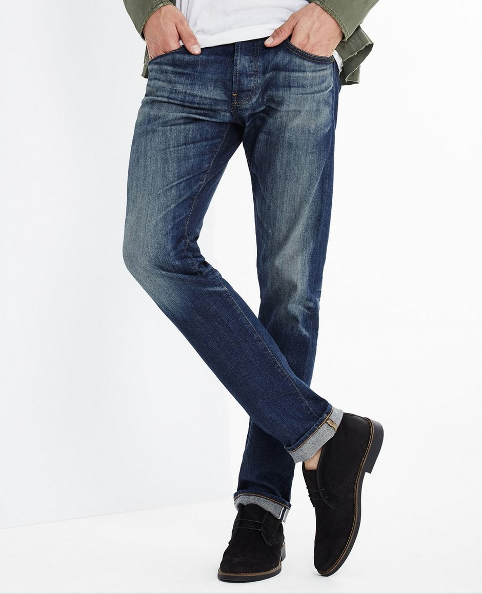 e766d5fe The Tellis in 10 Year Fragment Slim Jeans AG Jeans Official Store
