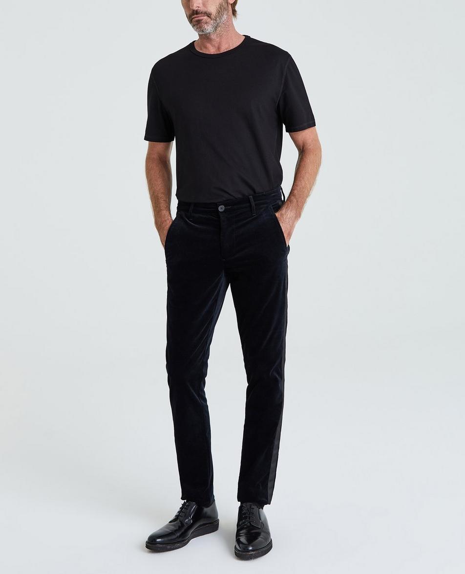 The Jamison Tuxedo Stripe